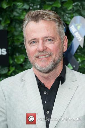 Aidan Quinn - LCM s/s 2016: One For The Boys Charity Ball held at the Roundhouse - Arrivals. - London,...