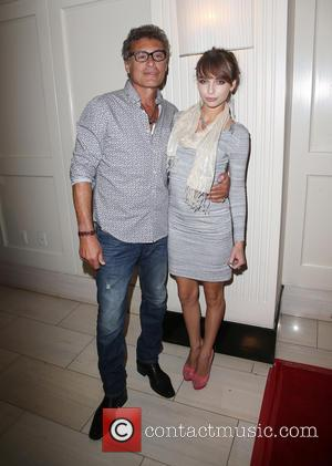 Steven Bauer and Lyda Loudon - TheWrap's 2nd Annual Emmy Party at The London Hotel - West Hollywood, California, United...