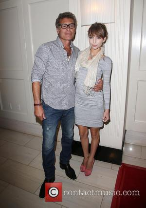 Steven Bauer and Lyda Loudon