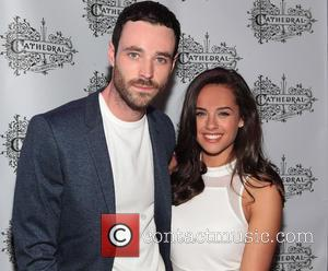Sean Ward and Georgia Maye Foote - Opening of Cathedral Bar and Restaurant in Maynooth - Maynooth, Ireland - Friday...