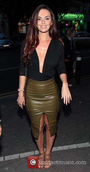 Jennifer Metcalfe - Opening of Cathedral Bar and Restaurant in Maynooth - Maynooth, Ireland - Friday 12th June 2015