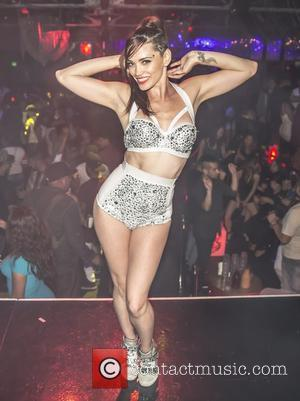 Jessica Sutta - Jessica Sutta performs live at Blow Nightclub during West Hollywood Pride 2015 over the weekend at blow...