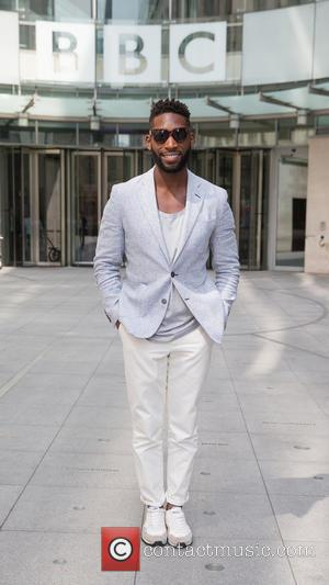 Tinie Tempah - Celebrities at the BBC studios at BBC Portland Place - London, United Kingdom - Friday 12th June...