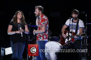Lady Antebellum - 2015 CMA Music Festival at LP Field Day 2 in Nashville, TN at LP Field, Field Day...