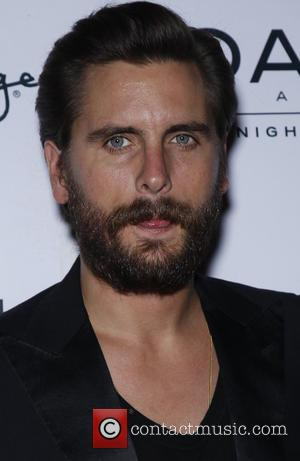Scott Disick - Scott Disick hosts at 1OAK Nightclub inside the Mirage Resort Hotel and Casino at Mirage - Las...