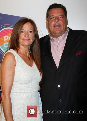 Steve Schirripa and Laura Schirripa