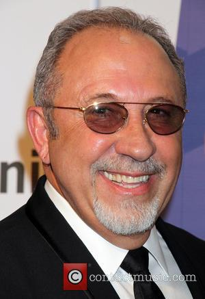 Emilio Estefan, Sharon Stone, Gloria Estefan, Quincy Jones