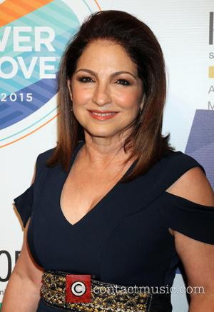 Gloria Estefan - Keep Memory Alive's 19th Annual Power Of Love Gala held at the MGM Grand Garden Arena inside...
