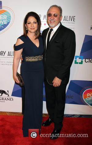 Gloria Estefan and Emilio Estefan