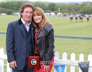 Kenny Jones and Jane Seymour