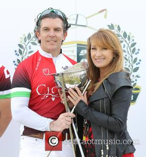 Jane Seymour and Ricky Cooper - Hurtwood Park Polo Club host Rock 'n' Horsepower in aid of Prostate Cancer at...