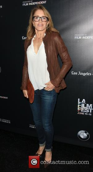 Felicity Huffman - 'Stealing Cars' world premiere during the Los Angeles Film Festival at L.A. Live - Arrivals at Los...