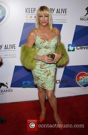 Suzanne Somers - Keep Memory Alive's 19th Annual Power Of Love Gala at MGM Grand Garden Arena - Las Vegas,...