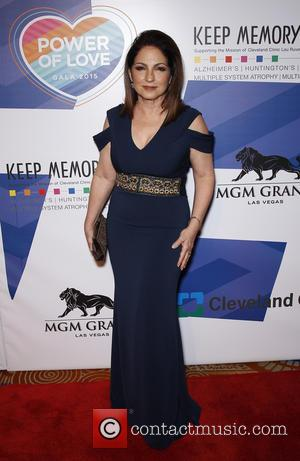 Gloria Estefan - Keep Memory Alive's 19th Annual Power Of Love Gala at MGM Grand Garden Arena - Las Vegas,...