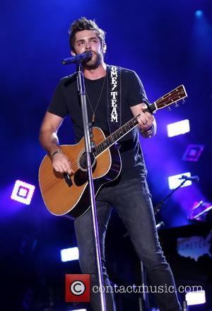 Thomas Rhett - 2015 CMA Music Festival LP Field Day 3 at LP Field, Field Day - Las Vegas, Nevada,...