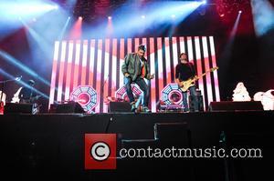 Blur, Damon Albarn, Dave Rowntree, Graham Coxon and Alex James