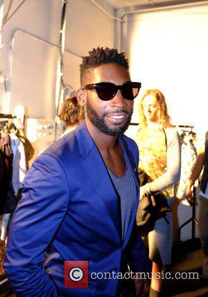 Tinie Tempah - London Collections Men - Christopher Raeburn Spring/Summer 2016 - Celebrity Sightings - London, United Kingdom - Sunday...