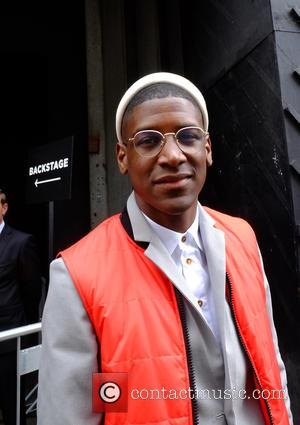 Labrinth - London Collections Men - Christopher Raeburn Spring/Summer 2016 - Celebrity Sightings - London, United Kingdom - Sunday 14th...