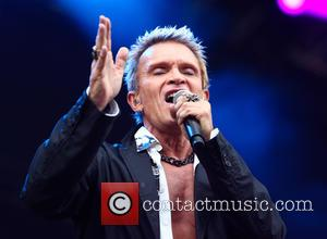 Billy Idol - Download Festival - Day 3 - Performances at Download Festival - Donnington, United Kingdom - Sunday 14th...