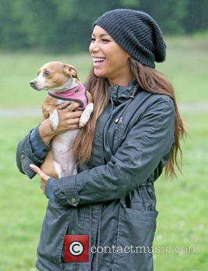 Leona Lewis - Leona Lewis attends the annual Animal Sanctuary Fundraising walk at South Weald Country Park in Brentwood, Essex...
