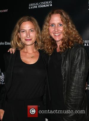 Zoe R. Cassavetes and Brooke Smith