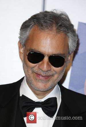 Andrea Bocelli Recruits Stars For New Album
