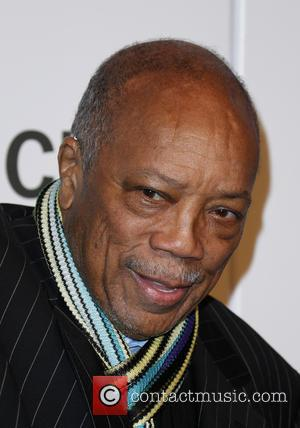 Quincy Jones Hospitalised