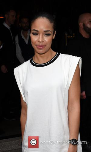 Sarah Jane Crawford - Tateossian London and Elton John Aids Foundation Party held at Ronnie Scott's at Ronnie Scott's -...