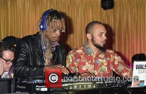 Wiz Khalifa and DJ Walshy Fire