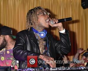 Wiz Khalifa - DJ Walshy Fire of Major Lazer and Wiz Khalifa spin at 1 OAK in the Hamptons at...
