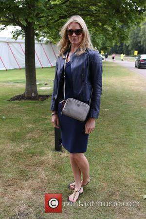 Jodie Kidd - The Cartier Queen's Cup 2015 Polo Finals at Windsor Great Park - London, United Kingdom - Sunday...