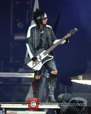 Nikki Sixx and Mötley Crüe