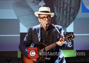 Elvis Costello - Elvis Costello performing live at Liverpool Philharmonic Hall at Liverpool Philharmonic Hall - Liverpool, United Kingdom -...