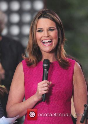 Savannah Guthrie - James Taylor performs on the 'Today' show summer concert series - New York City, New York, United...