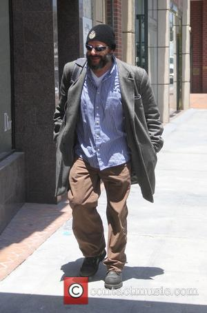 Judd Nelson - Judd Nelson goes to an office in Beverly Hills - Los Angeles, California, United States - Monday...