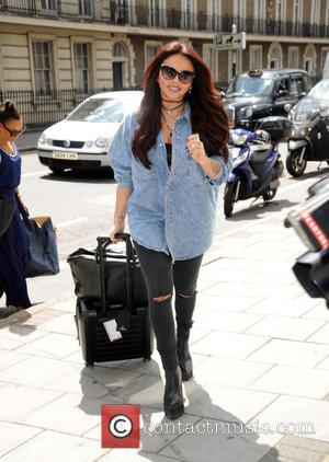 Jesy Nelson - Little Mix arrive at a London location - London, United Kingdom - Monday 15th June 2015