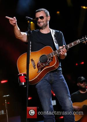 Eric Church Plays Stripped Down Show In Canada