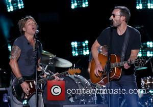 Keith Urban and Eric Church