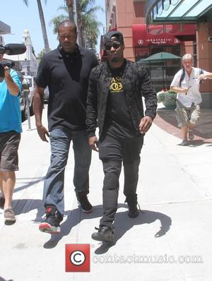 Sean Combs - Sean Combs leaves an office in Beverly Hills - Los Angeles, California, United States - Monday 15th...