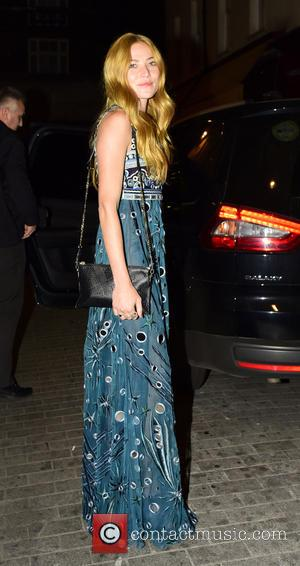 Clara Paget - LCM S/S 2016: Another Man - 10th anniversary party at No 5 Hertford Street Loulou's - London,...