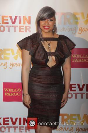 Raven Symone - The Trevor Project Annual TrevorLIVE New York - Red Carpet Arrivals at Marriot Marquis Hotel - New...