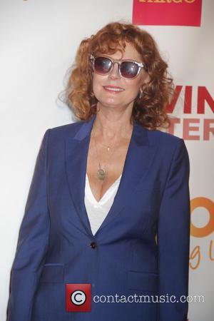 Susan Sarandon - The Trevor Project Annual TrevorLIVE New York - Red Carpet Arrivals at Marriot Marquis Hotel - New...
