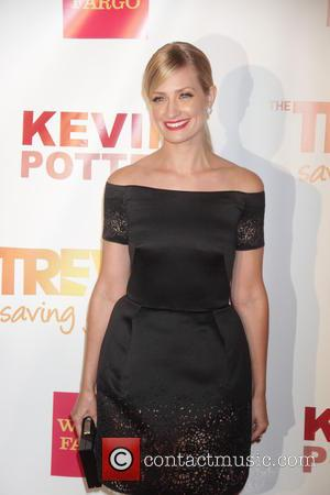Beth Behrs - The Trevor Project Annual TrevorLIVE New York - Red Carpet Arrivals at Marriot Marquis Hotel - New...