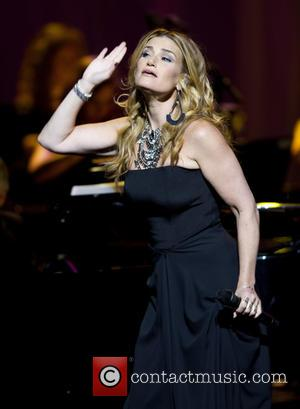 Idina Menzel - Idina Menzel performing at the Royal Theatre Carre in Amsterdam - Amsterdam, Netherlands - Tuesday 16th June...