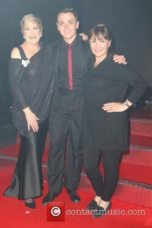 Lorna Luft, Ray Quinn and Arlene Phillips