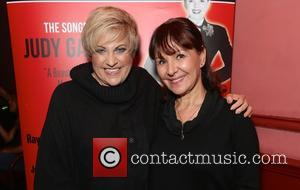 Lorna Luft and Arlene Phillips