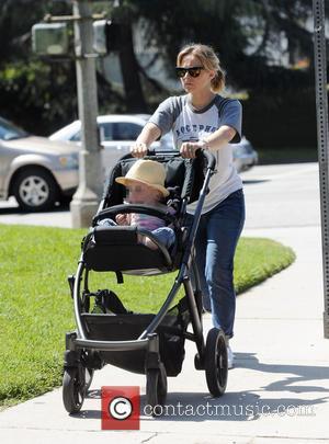 Kristen Bell and Delta Bell