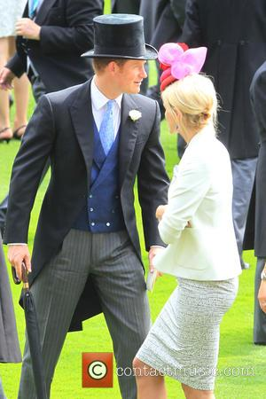 Prince Harry - Royal family arrivals on Day 1 of the Royal Race meeting - London, United Kingdom - Tuesday...