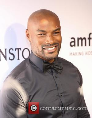 Tyson Beckford - 2015 amfAR Inspiration Gala New York at Spring Studios - Outside Arrivals - New York, New York,...