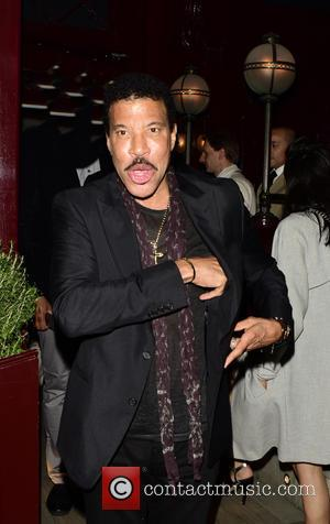 Lionel Richie - Tommy Hilfiger Party at LouLou's - London, United Kingdom - Tuesday 16th June 2015